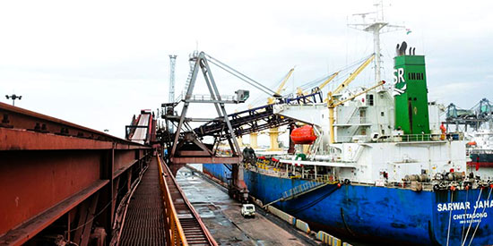 Essar Ports terminal posts 20% rise in cargo handling
