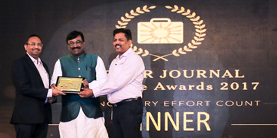 Essar Foundation bags award for agriculture and rural development initiatives